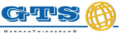 GTS Doppelschnecken für europäische Extruder – direktes Angebot Logo